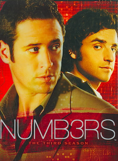 NUMB3RS:COMPLETE THIRD SEASON BY NUMBERS (DVD)